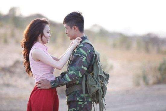 tình yêu lính