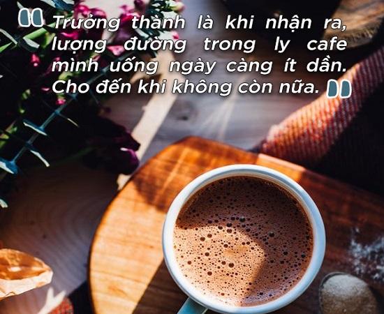 Những câu nói chất về cà phê